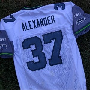Shaun Alexander Seattle Seahawks Football Jersey